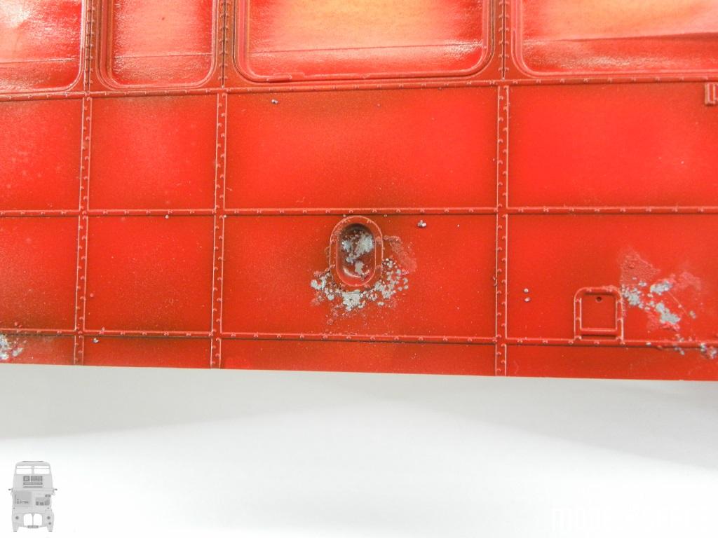 Lackierung::Innenbereich bekommt mehr Farbe