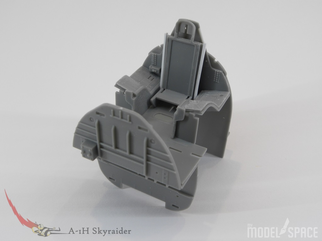 Cockpit::Der unbeachtete Sitz von Trumpeter