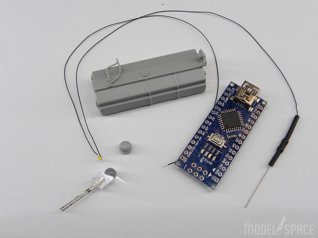 Beleuchtung::Arduino