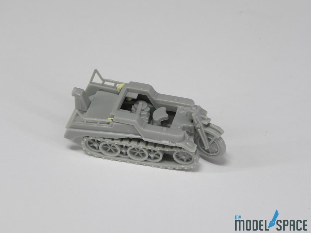 Das Kettenkrad Sd.Kfz.2