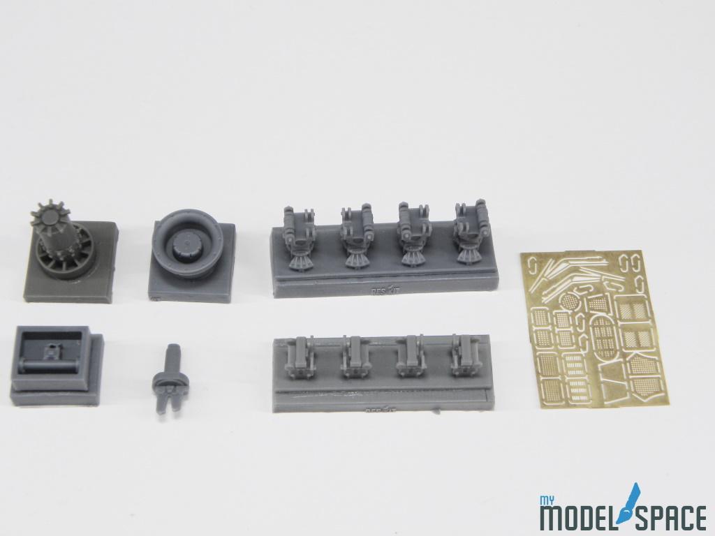 Bausatzvorstellung::ResKit NH-90 1/72
